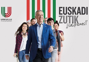 Basque Nationalist Party triumphs in Basque County