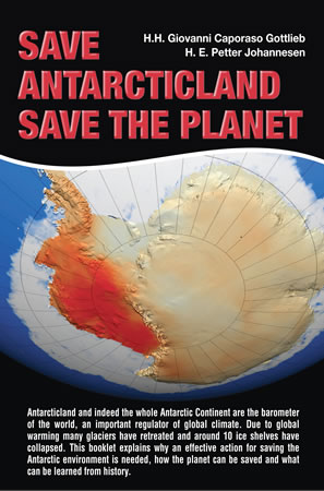Save Antarcticland, save the planet