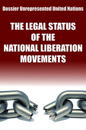 The legal status of the national liberation movements